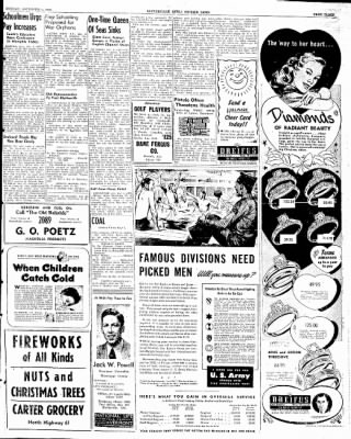 The Courier News from Blytheville, Arkansas on December 9, 1946 · Page 3
