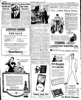 The Courier News from Blytheville, Arkansas on December 9, 1946 · Page 8