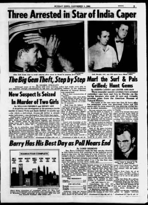 Daily News from New York, New York on November 1, 1964 · 3