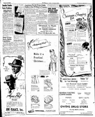 The Courier News from Blytheville, Arkansas on December 12, 1946 · Page 14