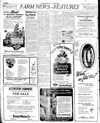 The Courier News from Blytheville, Arkansas on December 13, 1946 · Page 6