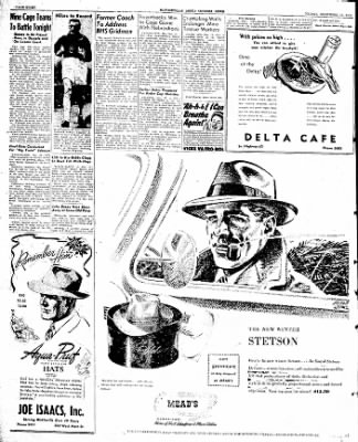 The Courier News from Blytheville, Arkansas on December 13, 1946 · Page 8