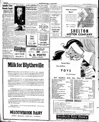 The Courier News from Blytheville, Arkansas on December 13, 1946 · Page 10