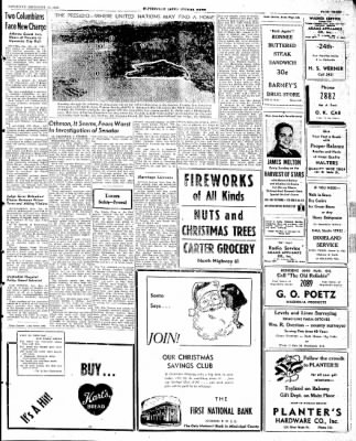 The Courier News from Blytheville, Arkansas on December 14, 1946 · Page 3