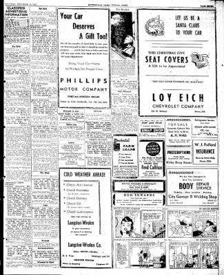 The Courier News from Blytheville, Arkansas on December 14, 1946 · Page 7