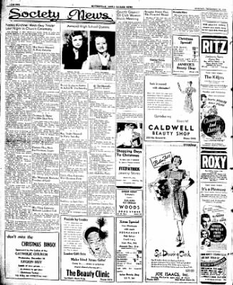 The Courier News from Blytheville, Arkansas on December 16, 1946 · Page 2