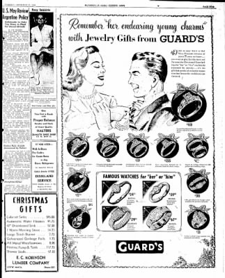 The Courier News from Blytheville, Arkansas on December 17, 1946 · Page 5