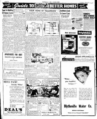 The Courier News from Blytheville, Arkansas on December 17, 1946 · Page 6