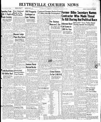 The Courier News from Blytheville, Arkansas on December 18, 1946 · Page 1