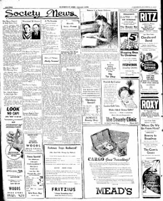 The Courier News from Blytheville, Arkansas on December 18, 1946 · Page 4