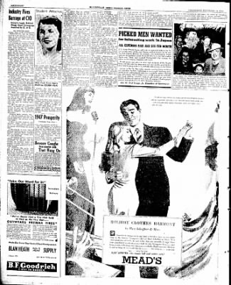 The Courier News from Blytheville, Arkansas on December 18, 1946 · Page 8