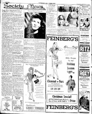 The Courier News from Blytheville, Arkansas on December 19, 1946 · Page 4