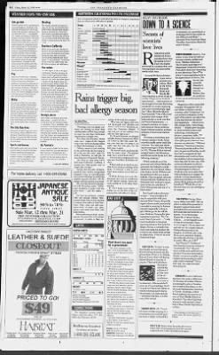 The San Francisco Examiner from San Francisco, California on March 12, 1993 · 2