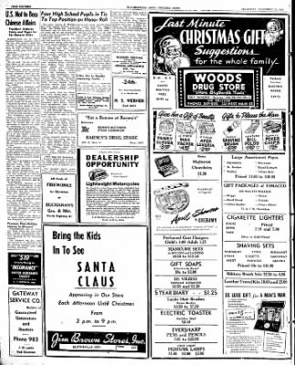 The Courier News from Blytheville, Arkansas on December 19, 1946 · Page 16