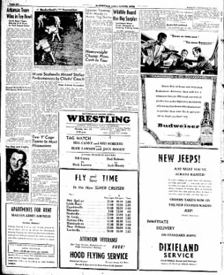 The Courier News from Blytheville, Arkansas on December 23, 1946 · Page 6