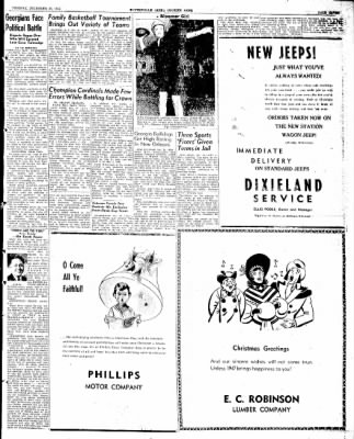 The Courier News from Blytheville, Arkansas on December 24, 1946 · Page 7