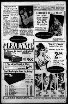 The Ottawa Journal from Ottawa,  on May 28, 1962 · Page 20