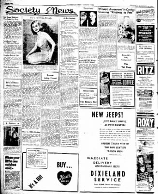 The Courier News from Blytheville, Arkansas on December 26, 1946 · Page 2