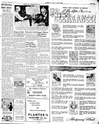 The Courier News from Blytheville, Arkansas on December 26, 1946 · Page 3