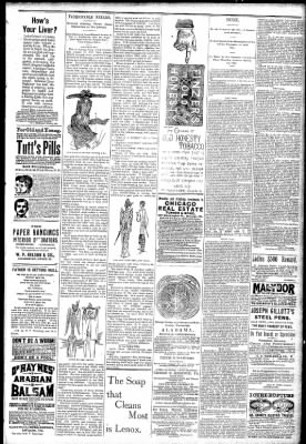 Logansport Pharos-Tribune from Logansport, Indiana on April 4, 1891 · Page 7