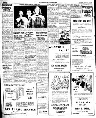 The Courier News from Blytheville, Arkansas on December 31, 1946 · Page 6