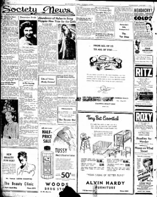The Courier News from Blytheville, Arkansas on January 1, 1947 · Page 2