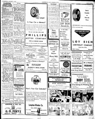 The Courier News from Blytheville, Arkansas on January 1, 1947 · Page 7