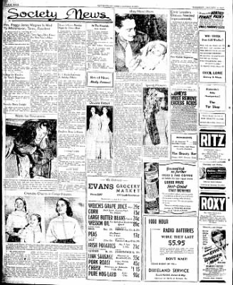 The Courier News from Blytheville, Arkansas on January 2, 1947 · Page 4