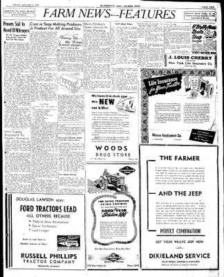 The Courier News from Blytheville, Arkansas on January 3, 1947 · Page 5