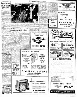The Courier News from Blytheville, Arkansas on January 3, 1947 · Page 7