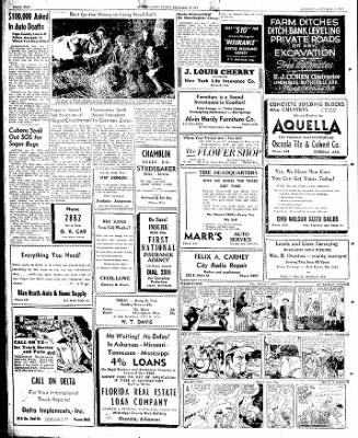 The Courier News from Blytheville, Arkansas on January 7, 1947 · Page 10
