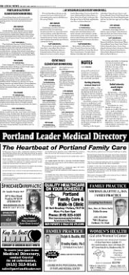 The Portland Leader from Portland, Tennessee on February 13, 2013 · B8