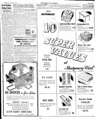 The Courier News from Blytheville, Arkansas on January 8, 1947 · Page 5