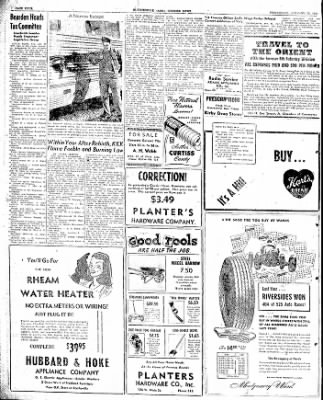 The Courier News from Blytheville, Arkansas on January 15, 1947 · Page 4