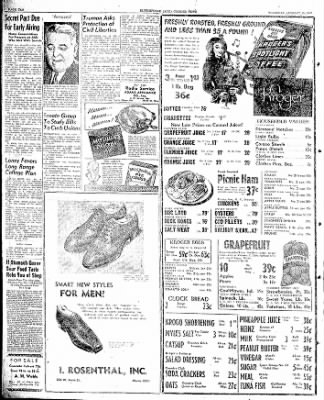 The Courier News from Blytheville, Arkansas on January 16, 1947 · Page 6