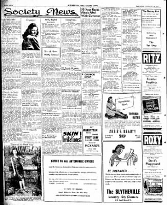 The Courier News from Blytheville, Arkansas on January 18, 1947 · Page 1