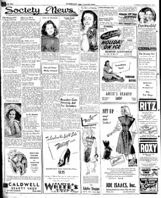 The Courier News from Blytheville, Arkansas on January 21, 1947 · Page 2