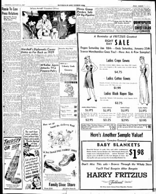The Courier News from Blytheville, Arkansas on January 21, 1947 · Page 3