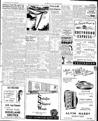 The Courier News from Blytheville, Arkansas on January 22, 1947 · Page 5