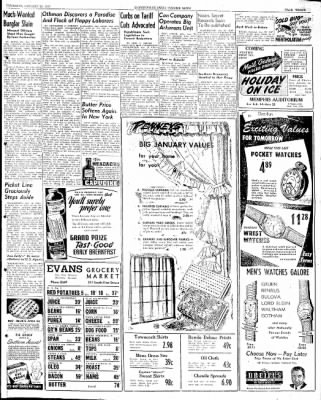 The Courier News from Blytheville, Arkansas on January 23, 1947 · Page 3