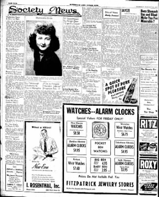 The Courier News from Blytheville, Arkansas on January 23, 1947 · Page 6