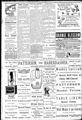 Logansport Pharos-Tribune from Logansport, Indiana on April 5, 1891 · Page 3