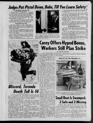 Daily News from New York, New York on March 29, 1975 · 148