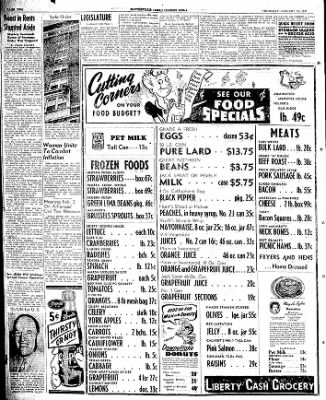 The Courier News from Blytheville, Arkansas on January 30, 1947 · Page 2