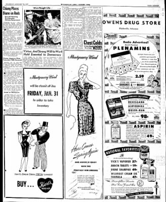 The Courier News from Blytheville, Arkansas on January 30, 1947 · Page 11