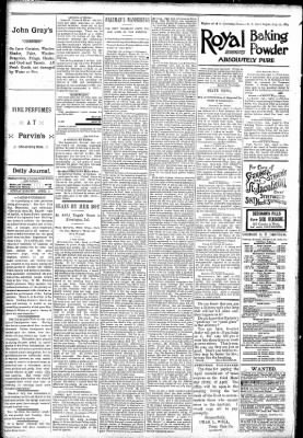 Logansport Pharos-Tribune from Logansport, Indiana on April 5, 1891 · Page 4