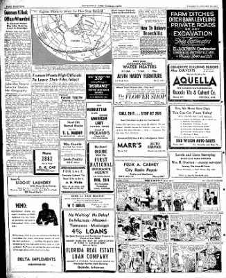 The Courier News from Blytheville, Arkansas on January 30, 1947 · Page 14