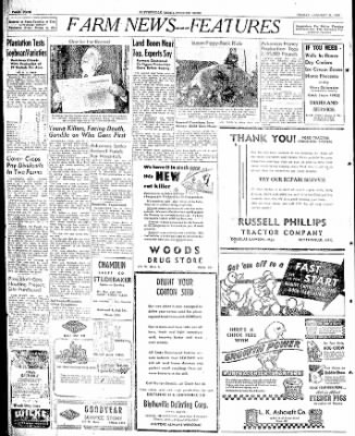 The Courier News from Blytheville, Arkansas on January 31, 1947 · Page 3