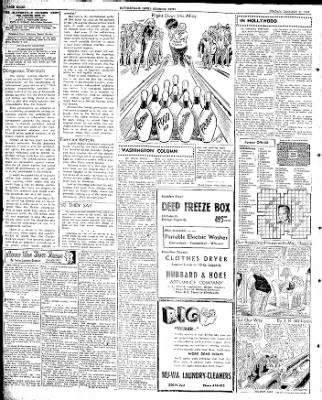 The Courier News from Blytheville, Arkansas on January 31, 1947 · Page 6