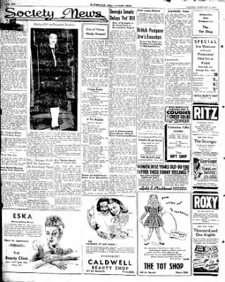 The Courier News from Blytheville, Arkansas on February 3, 1947 · Page 2